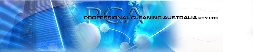 PCA - Professional Cleaning Australia